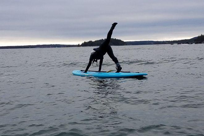 Acadia Stand Up Paddleboarding, Bar Harbor, United States