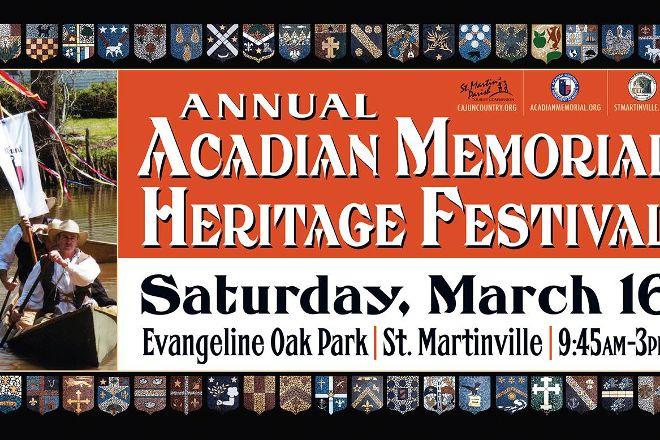 Acadian Memorial, Saint Martinville, United States