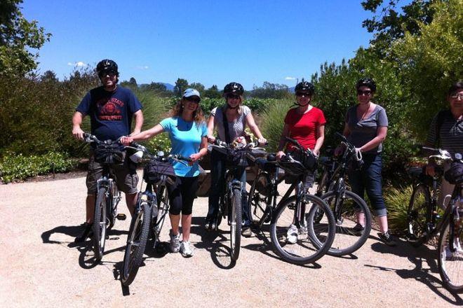 Ace It Bike Tours, Windsor, United States