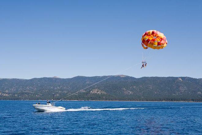 Action Watersports at Lakeside Marina, South Lake Tahoe, United States