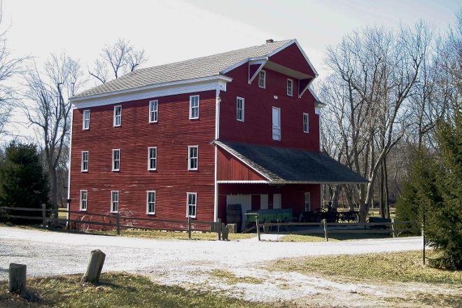 Adams Mill, Cutler, United States