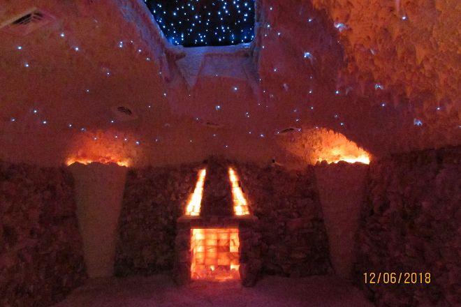 Adirondack Breathe Easy Salt Cave, Peru, United States