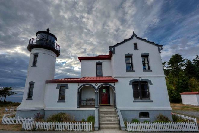 Admiralty Head Lighthouse, Coupeville, United States