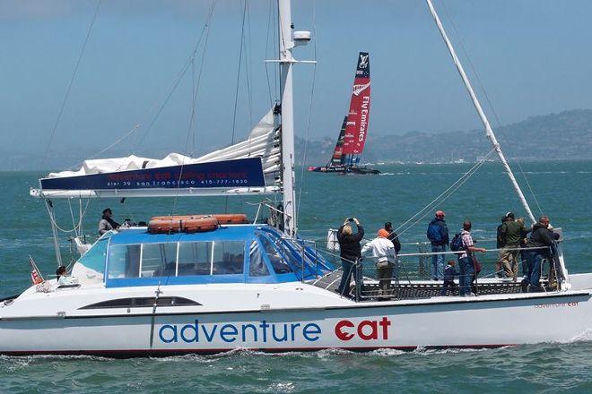 Adventure Cat Sailing Charters, San Francisco, United States