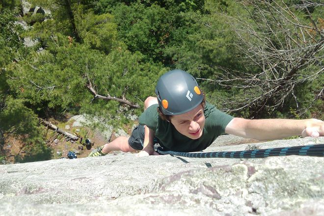 Adventures in Climbing, Baraboo, United States