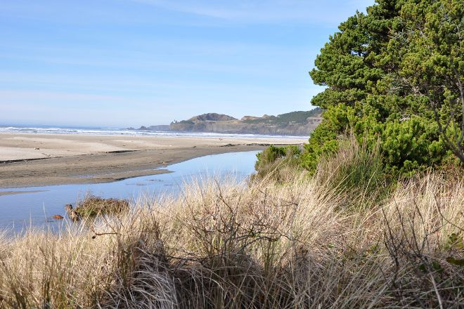Agate Beach State Recreation Site, Newport, United States