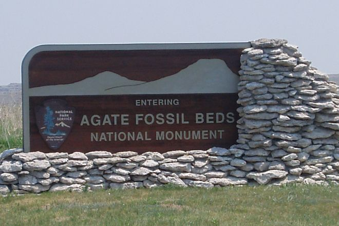 Agate Fossil Beds National Monument, Harrison, United States