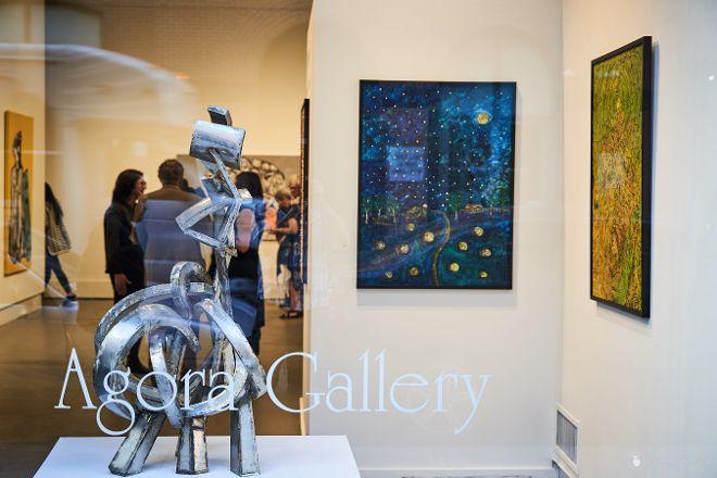 Agora Gallery, New York City, United States