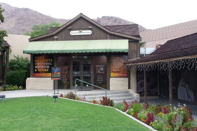 Agua Caliente Cultural Museum, Palm Springs, United States