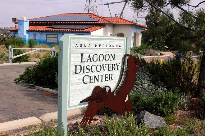 Agua Hedionda Lagoon Discovery Center, Carlsbad, United States