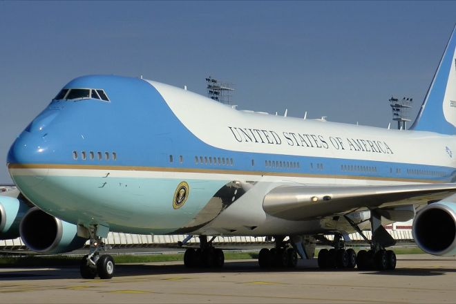 Air Force One Experience, Oxon Hill, United States