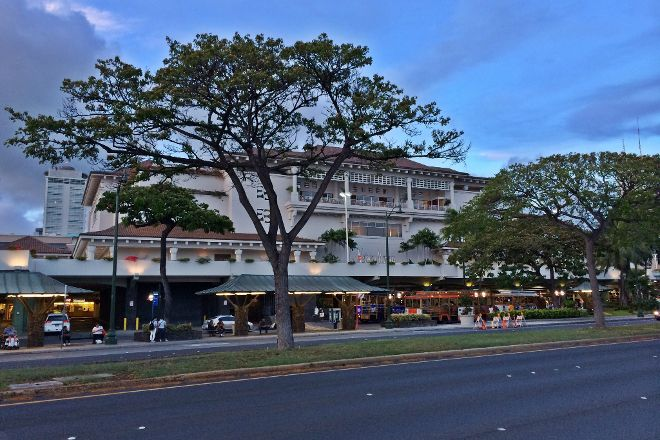 Ala Moana Center, Honolulu, United States