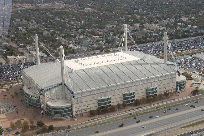 Alamodome, San Antonio, United States