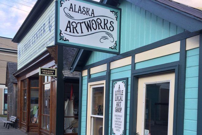 Alaska Artworks, Skagway, United States