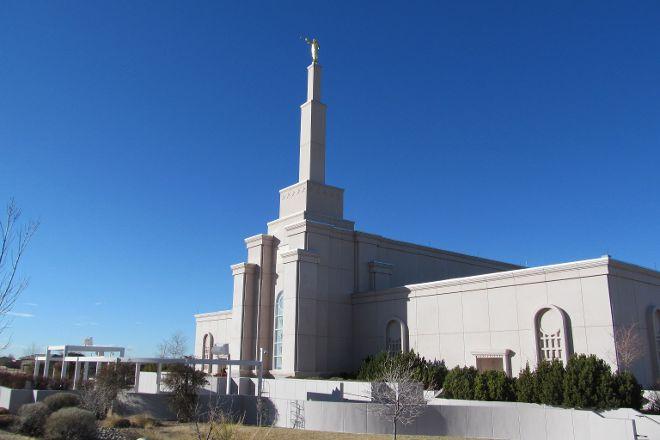 Albuquerque New Mexico Temple, Albuquerque, United States