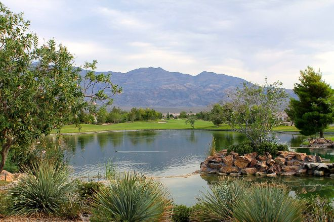 Aliante Golf Club, North Las Vegas, United States