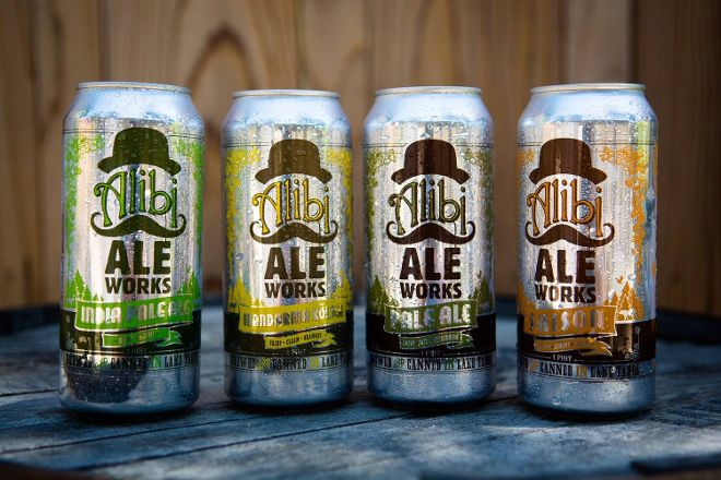 Alibi Ale Works & Brewery, Incline Village, United States