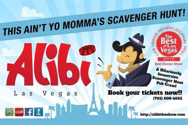 Alibi Las Vegas, Las Vegas, United States