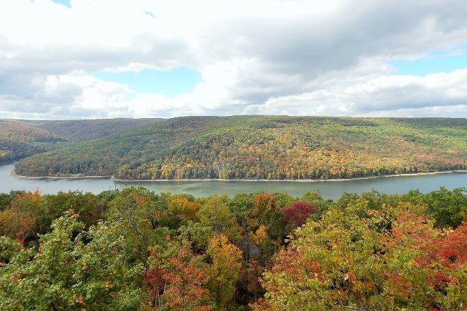 Allegheny National Forest Visitors Bureau, Bradford, United States