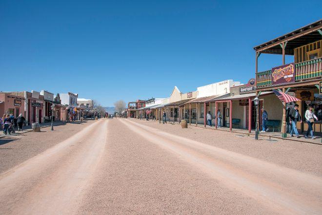 Allen Street, Tombstone, United States