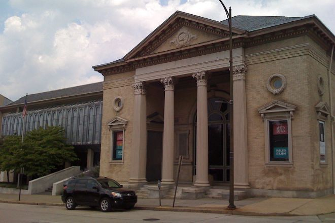Allentown Art Museum, Allentown, United States