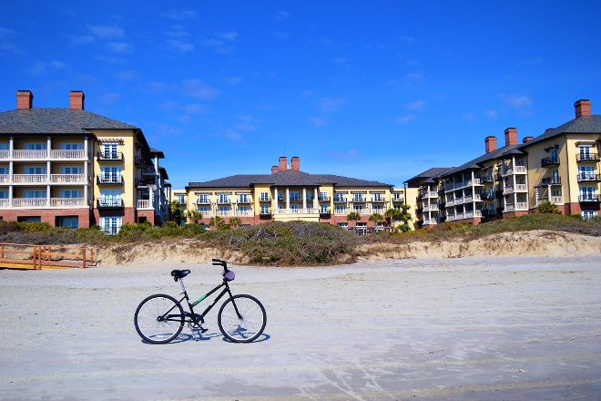 Alligator Bike, Kiawah Island, United States