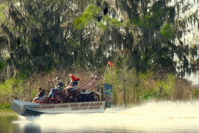 Alligator Cove Airboat Nature Tours, Lake Wales, United States