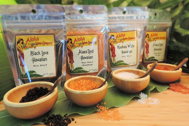 Aloha Spice Company, Hanapepe, United States