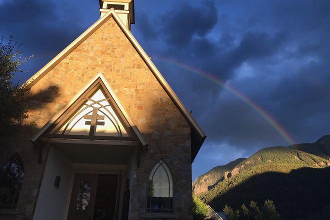 Alpine Chapel, Telluride, United States