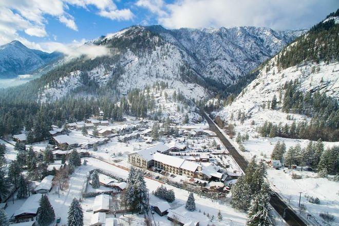 Alpine Spa at Icicle Village Resort, Leavenworth, United States