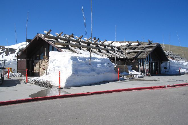 Alpine Visitor Center, Rocky Mountain National Park, United States