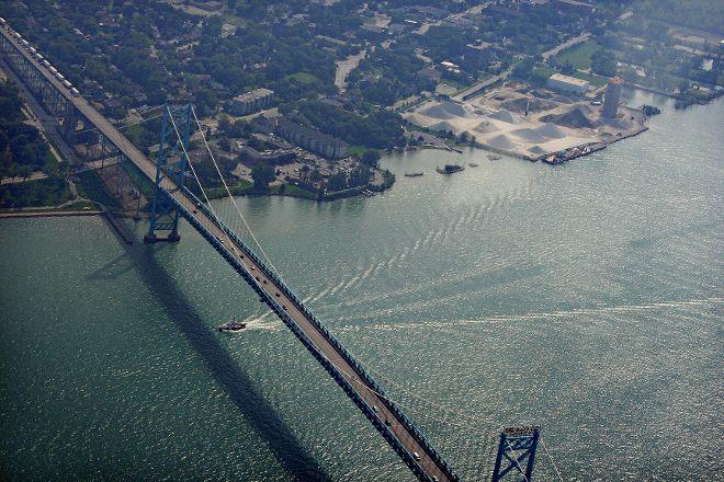 Ambassador Bridge, Detroit, United States