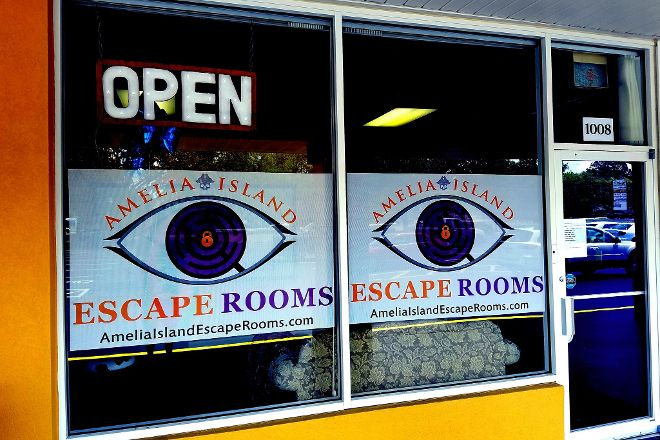 Amelia Island Escape Rooms, Fernandina Beach, United States