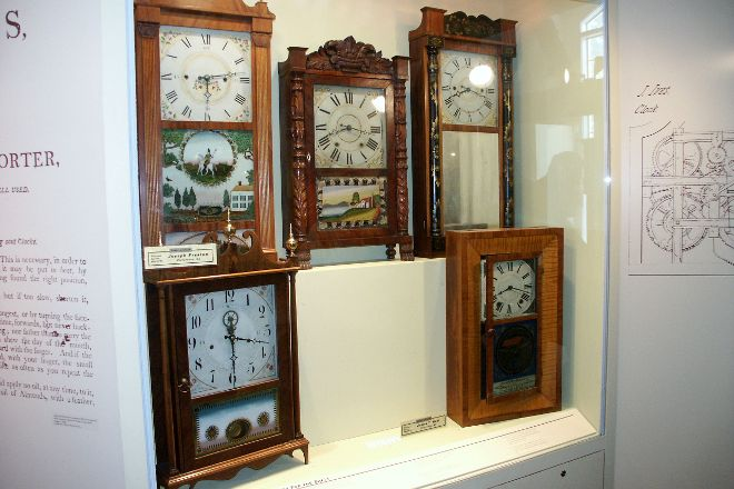 American Clock & Watch Museum, Bristol, United States