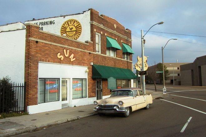American Dream Safari, Memphis, United States