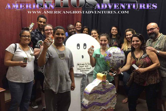 American Ghost Adventures, Orlando, United States