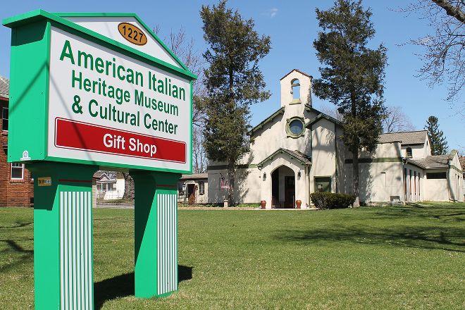American Italian Heritage Museum, Albany, United States