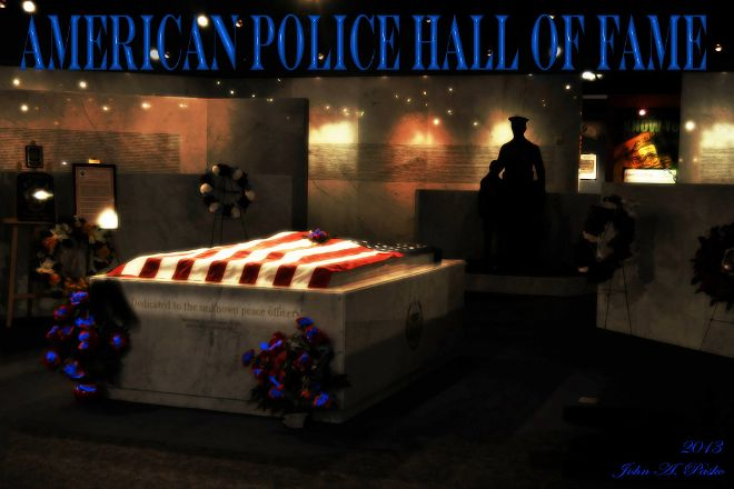 American Police Hall of Fame, Titusville, United States