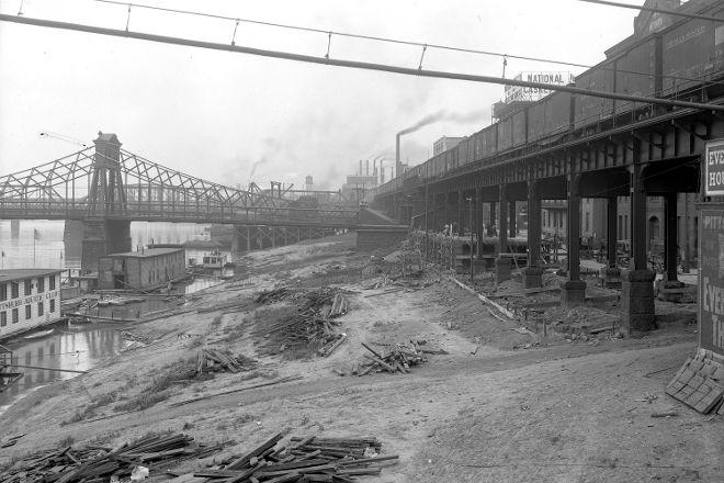 Andy Warhol Bridge, Pittsburgh, United States
