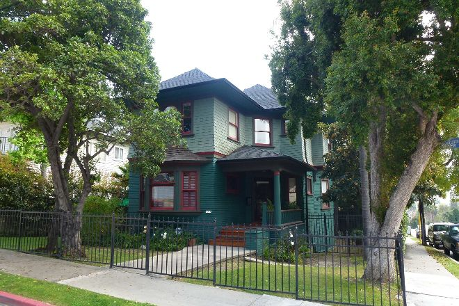 Angelino Heights Historic Area, Los Angeles, United States