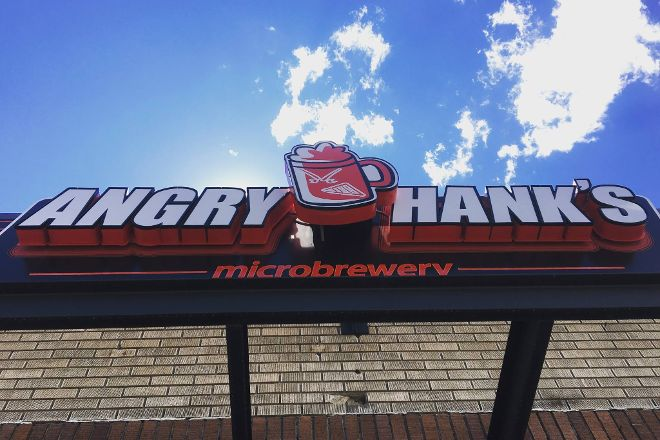 Angry Hank's Microbrewery, Billings, United States