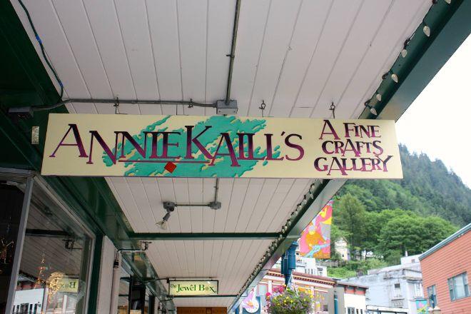 Annie Kaill's Fine Crafts Gallery, Juneau, United States