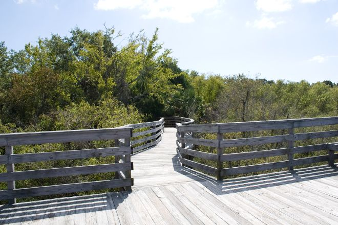 Apalachicola National Estuarine Research Reserve, Eastpoint, United States