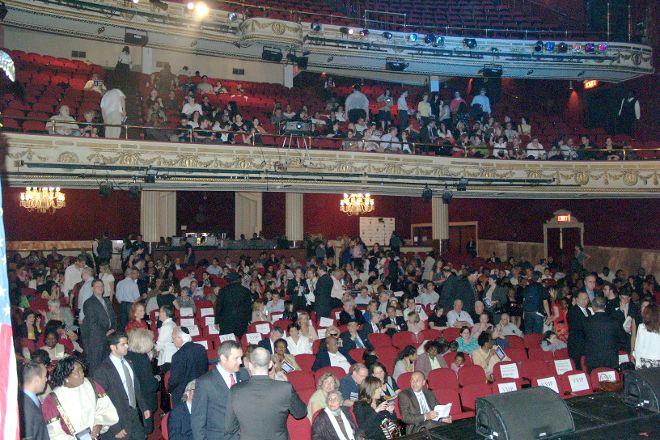 Apollo Theater, New York City, United States
