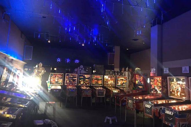 Appalachian Pinball Museum, Hendersonville, United States