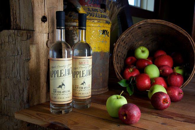 Apple Country Spirits, Williamson, United States