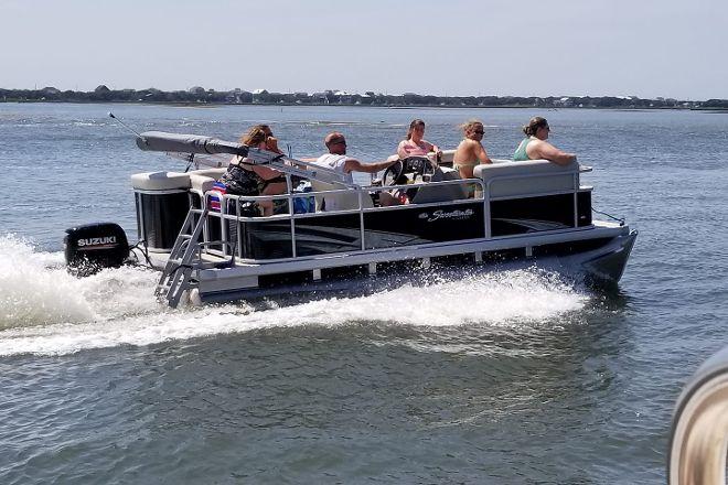 Aquaholics Boat Rentals LLC, Surf City, United States