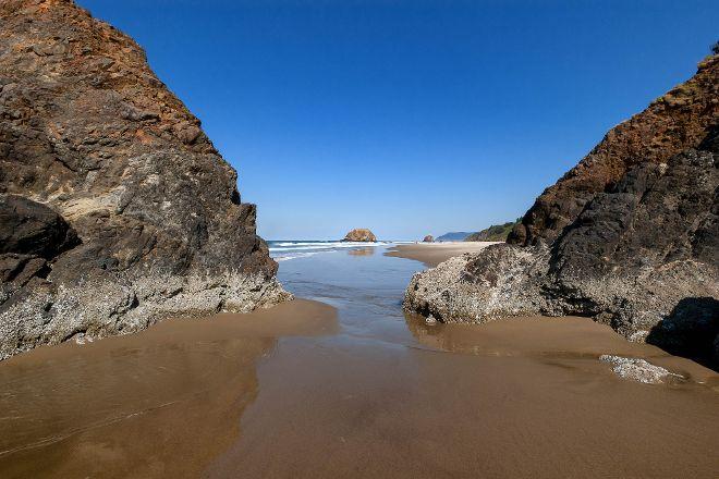 Arcadia Beach State Recreation Area, Seaside, United States