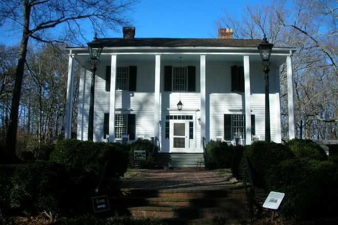 Archibald Smith Plantation Home, Roswell, United States