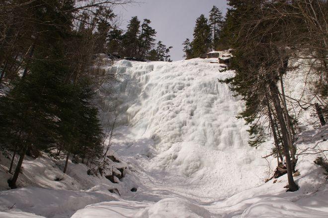 Arethusa Falls, Hart's Location, United States